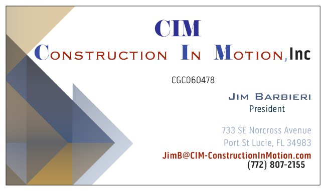 Contact Cim Construction In Motion Inc Mold Companies