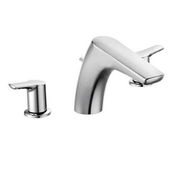 Moen Method Roman Tub Faucet Trim Chrome