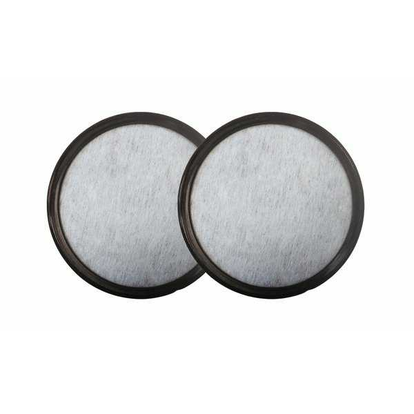 2pk Replacement Charcoal Water Filters, Fits Mr. Coffee WFF-3 Machines, Compatible with Part 113035-001-000